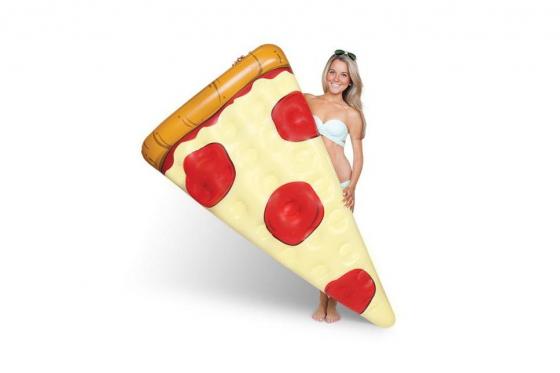 Luftmatratze Pizza - 1.8m lang 1