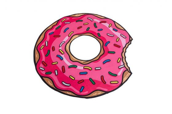 Serviette de bain Donut - Ø 1.5m 1