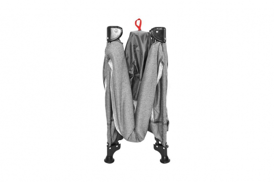 Lit de voyage pour bébé - pliable, avec accessoires et sac de transport 3