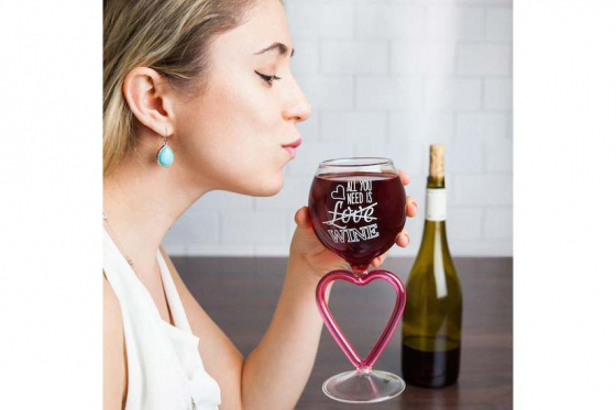 Verre à vin 473ml - All you need is wine 2