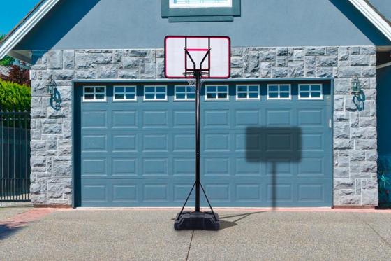 Basketball-Korb - Höhenverstellbar bis 305cm