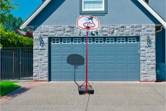 Basketballständer - Höhenverstellbar bis 260cm