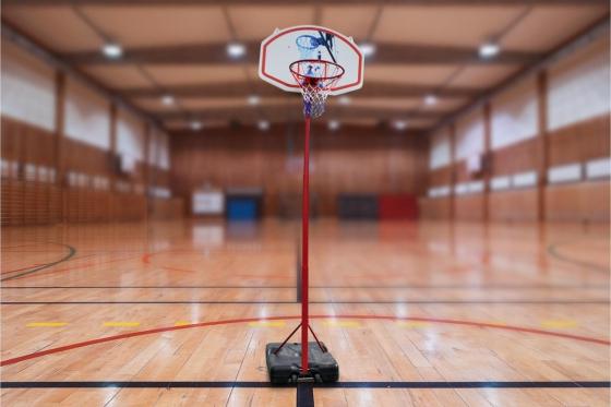 Basketballständer - Höhenverstellbar bis 260cm 1