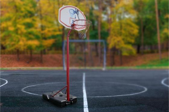 Basketballständer - Höhenverstellbar bis 260cm 2