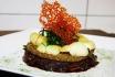 Menu surprise et apéritif de bienvenue-Restaurant le Point Gourmand à Morgins (VS) 6