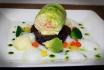 Menu surprise et apéritif de bienvenue-Restaurant le Point Gourmand à Morgins (VS) 7