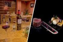 Überraschungsmenü & Willkommens-Apéro - für 2 Personen im Restaurant