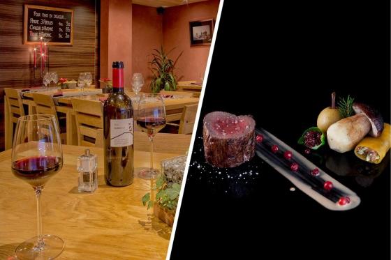 Menu surprise et apéritif de bienvenue - Restaurant le Point Gourmand à Morgins (VS)  [article_picture_small]