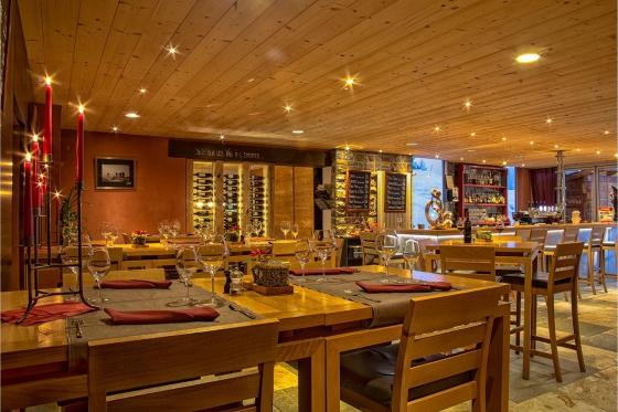 Menu surprise et apéritif de bienvenue - Restaurant le Point Gourmand à Morgins (VS) 1 [article_picture_small]