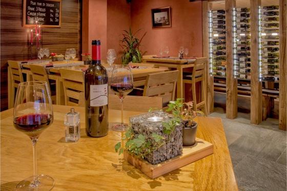 Menu surprise et apéritif de bienvenue - Restaurant le Point Gourmand à Morgins (VS) 2 [article_picture_small]