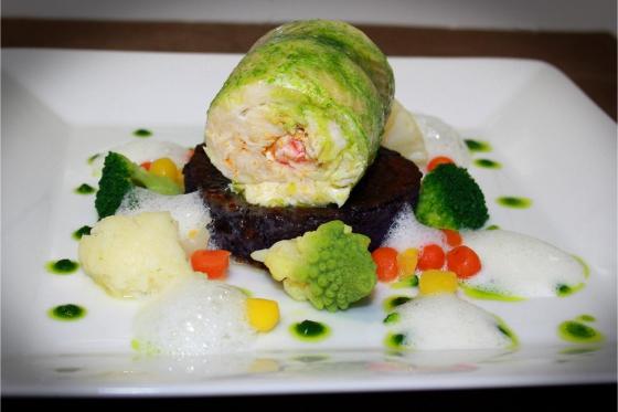 Menu surprise et apéritif de bienvenue - Restaurant le Point Gourmand à Morgins (VS) 6 [article_picture_small]