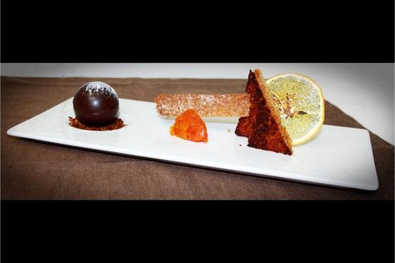 Menu surprise et apéritif de bienvenue - Restaurant le Point Gourmand à Morgins (VS) 8 [article_picture_small]