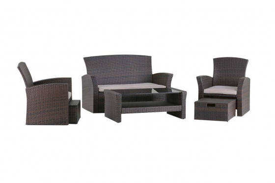 Set de mobilier de jardin