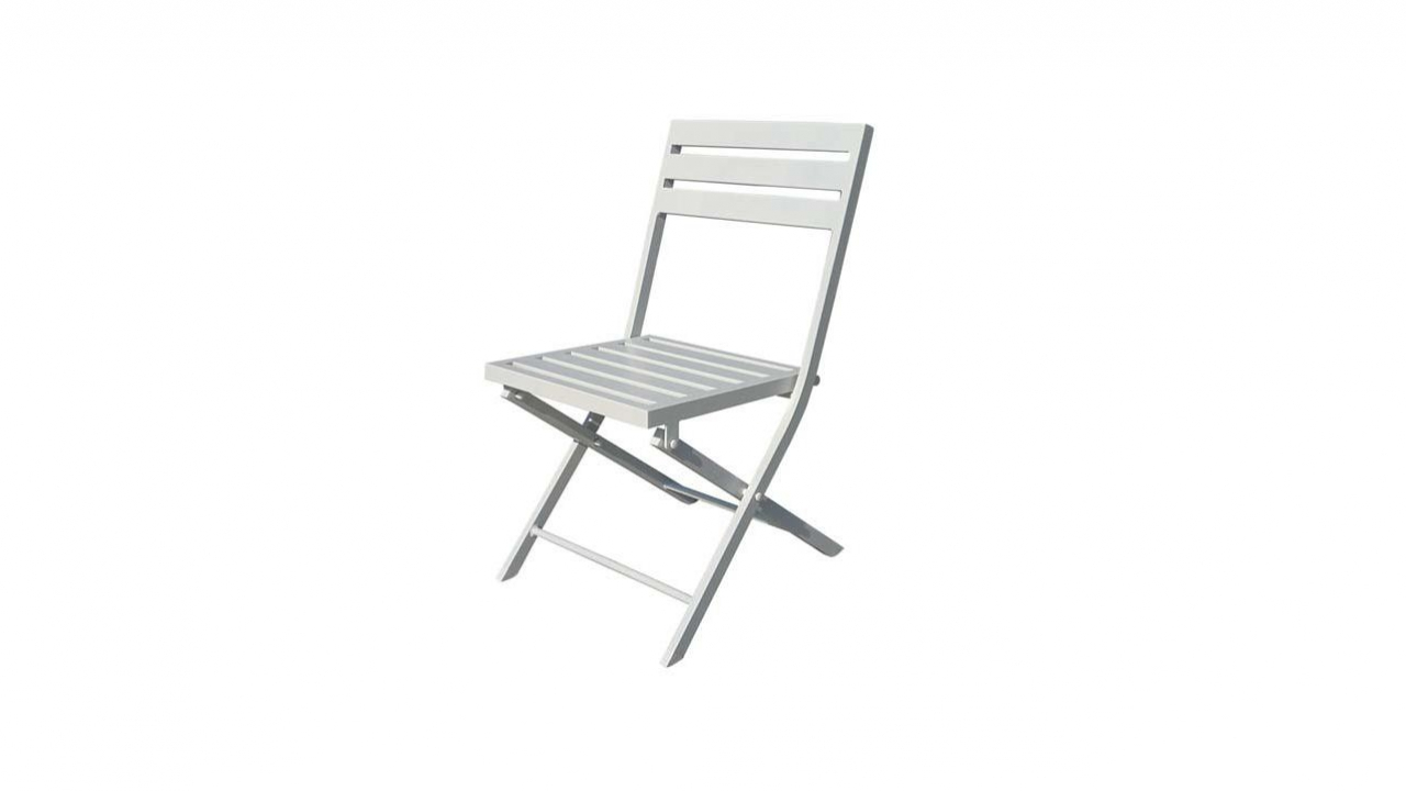 Set de salon de jardin pliable, 7 pièces, en aluminium ... | Cadeaux24