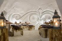 Fondue-Plausch - für 1 Person im Schnee Iglu-Restaurant Engstligenalp