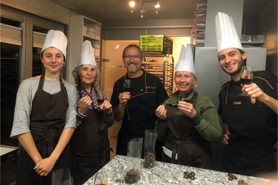 Atelier confection de chocolats - Repartez avec vos chocolats! Pour 2 personnes 4 [article_picture_small]