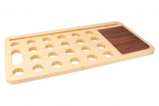 Notebook Ständer - aus Bambus  1