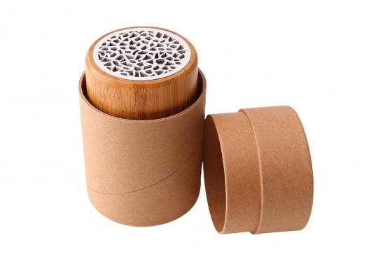 Bambus Lautsprecher - Bluetooth 1