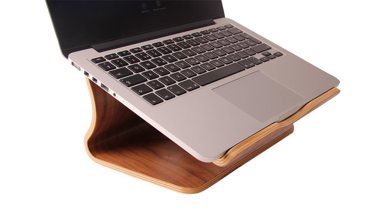 support pour ordinateur portable. Black Bedroom Furniture Sets. Home Design Ideas