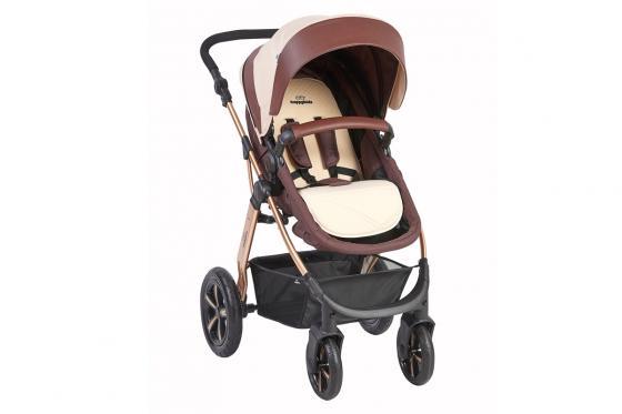 Kinderwagen Medina - inkl. Regenschutz