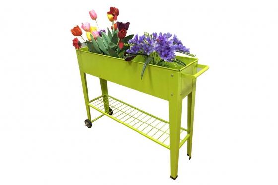 Urban Garden Trolley - 102 x 26.5 x 80 cm