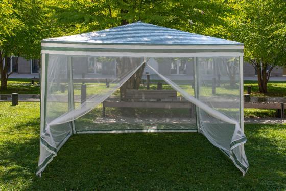 Gartenpavillon - 3x3 m