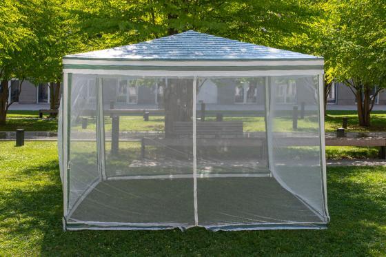 Gartenpavillon - 3x3 m 1