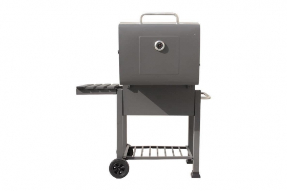 BBQ Holzkohle-Grill - Grill-Wagen  8