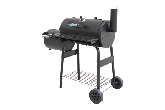 BBQ Smoker Holzkohle  - Grill-Wagen 2