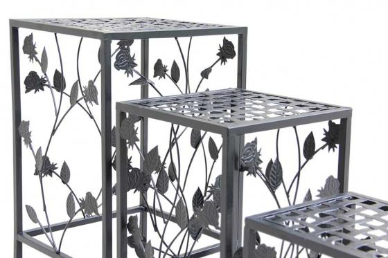 Blumentisch-Set - 3-teilig 2