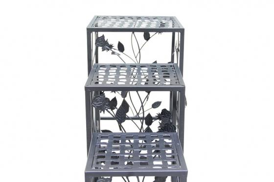 Blumentisch-Set - 3-teilig 6