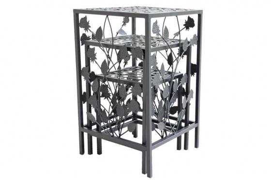 Blumentisch-Set - 3-teilig 11
