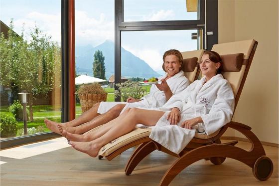 Entspannendes Wochenende für 2 - im Landhotel Golf & Salzano SPA  [article_picture_small]