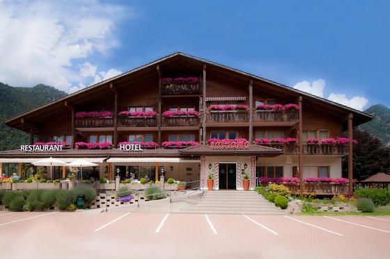 Entspannendes Wochenende für 2 - im Landhotel Golf & Salzano SPA 1 [article_picture_small]