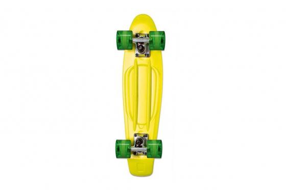 Pennyboard Fun - gelb