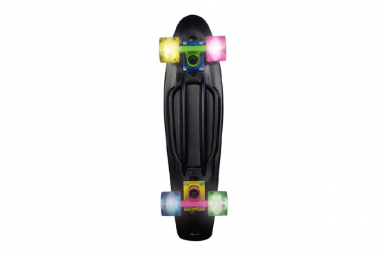 Pennyboard Fun Neon - avec des roues LED 1