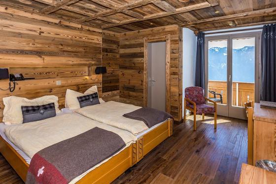 Wellness Aufenthalt für 2 - 2 Übernachtungen im Hotel Le Grand Chalet in Leysin 1 [article_picture_small]