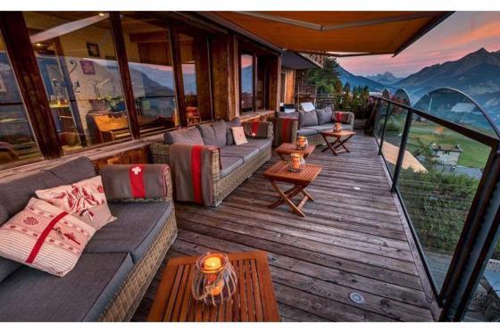 Wellness Aufenthalt für 2 - 2 Übernachtungen im Hotel Le Grand Chalet in Leysin 8 [article_picture_small]
