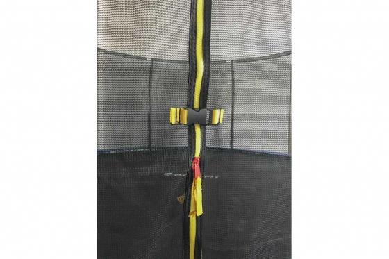 Trampolin Ø 3.66 m - inkl. Sicherheitsnetz - 12 Ft. 4