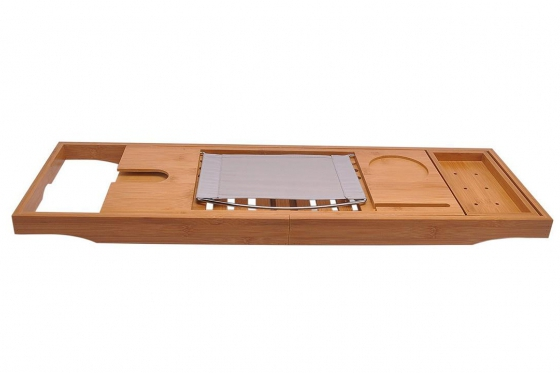Badewannenbutler  - aus Bambus 4