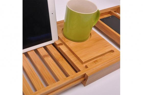 Badewannenbutler  - aus Bambus 7