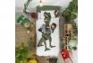 Linge de lit - Dinosaure 1 [article_picture_small]