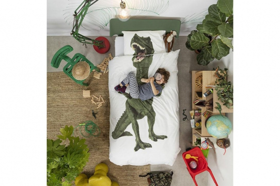 Linge de lit - Dinosaure 1