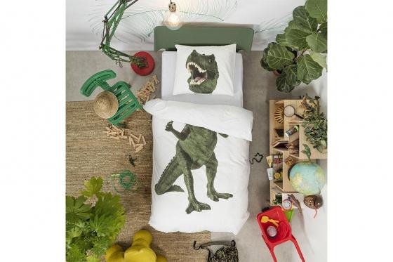Linge de lit - Dinosaure 4