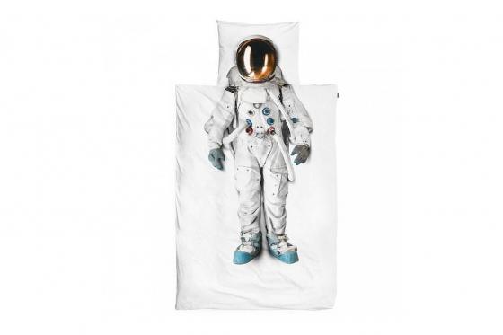 Bettwäsche Astronaut - 160/210 cm