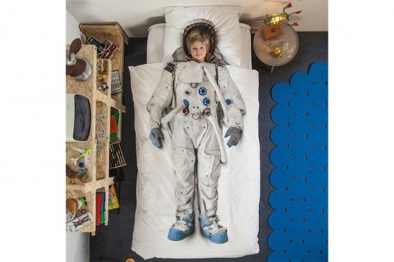 Bettwäsche Astronaut - 160/210 cm 1