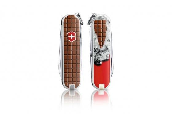Victorinox Taschenmesser - Classic SD Schokolade - mit Gravur 2