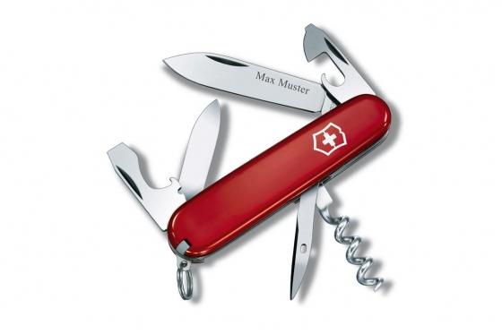 Victorinox Tourist - Taschenmesser - mit Gravur