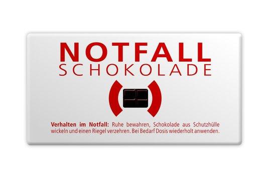 Notfall Schokolade - für Stimmungsbesserung 1