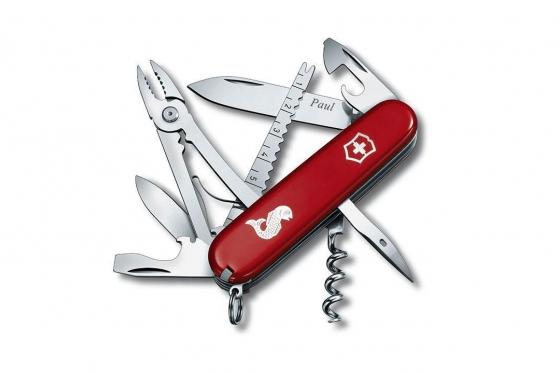Victorinox Angler - Taschenmesser - mit Gravur